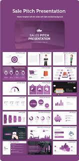 Sales Presentation Powerpoint Template Pitch Presentation