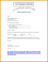 Letterhead Samples Business Letter New Business Letter Format ...