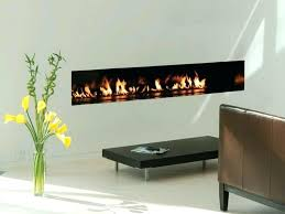 wall gas fireplace contemporary built gas wall fireplaces modern theater room ideas with in wall gas wall gas fireplace
