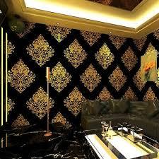 high grade black gold red luxury