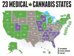 where is medical marijuana legal in the world