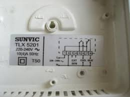 wiring a room thermostat could do some wire help pleas here s some pics of the actual wired up thermostat