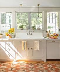 farmhouse sink the windows this is the divided high back