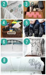 cotton anniversary gift ideas