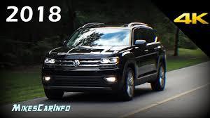 2018 volkswagen atlas black. Fine Atlas 2018 Volkswagen ATLAS SEL Premium With 4MOTION  Quick Look And Test Drive  Experience Vw In Volkswagen Atlas Black