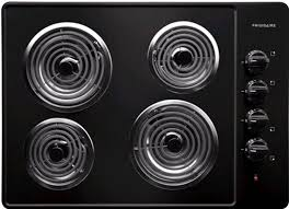 electric range top. Electric Range Top