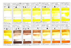 M Graham Color Chart Blog Sadie Saves The Day