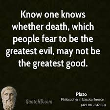 Greek Philosophers Quotes Fascinating Plato Death Quotes QuoteHD