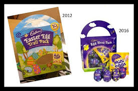 word easter egg fact check did cadbury candies eliminate the word easter