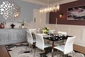 Beautiful 1 Dining Room Mirrors Modern Modern Dining