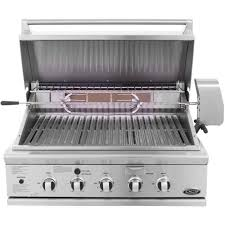 dcs 36 inch professional gas grill head review