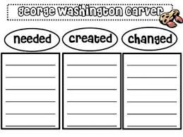best geo washington carver images george  george washington carver needed created changed thought organizer and lined paper