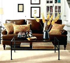 pillows for a dark brown couch leather couch pillows dark brown sofa decorating ideas what color pillows for a dark brown couch