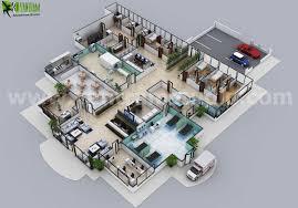Residential Layout Design Software 3d Hospital Floor Plan Layout Design By Yantram 3d Floor