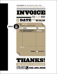 10 Creative Invoice Template Designs | Pinterest | Graphic Designers ...