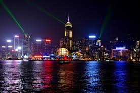 Where To See Symphony Of Lights Hong Kong Victoria Harbor Symphony Of Lights Places To Visit In