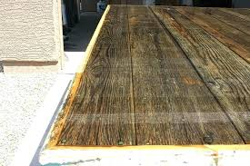 Best wood for table Furniture Table Mstoyanovinfo Table Top Epoxy Lowes Best Bar Top Finish Wood Height Table Outdoor