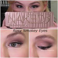 rosy smokey eye tutorial hooded eyes rosy smokey eye tutorial 3 hooded eyes