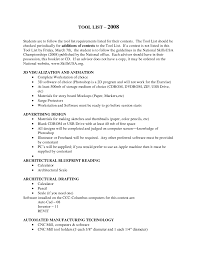 Sample Resume For Architectural Draftsman Free Resume Example