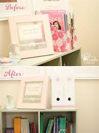 Rubbermaid Magazine Holder Make this Adorable DIY Magazine Holder 94