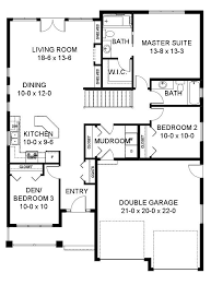 homes with master suites close to the