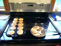 ps oven under cooktops cleaner on glass cooktop