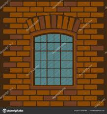 Alte Fenster Comic Illustration Clip Kunst Fenster An Der Wand