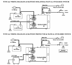 24 volt alternator wiring diagram komatsu wiring diagram 12 volt and 24 volt 80 amp dc battery isolator and split charge