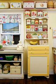 Small Picture Best 25 Vintage kitchen decor ideas on Pinterest Vintage