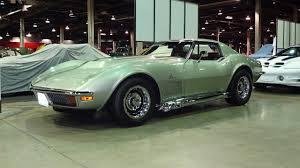 1972 Chevrolet Corvette Stingray with Original Owner & Engine ...