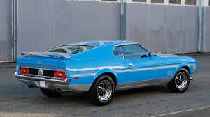Show Stopping Ford Mustang Mach 1 Fastback Being Auctioned – GAS ...