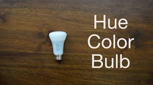 New 2015 Philips Hue Color Ambiance Bulb Review