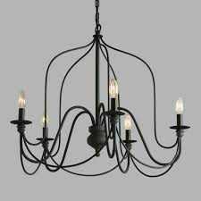living fancy modern wood chandelier 19 dining room decorating ideas kitchen black rod iron light contemporary