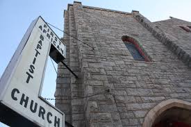 Over pastor's objections, Commission adds First African Baptist to historic  register - WHYY