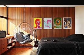 bedroom movies. Contemporary Movies Donu0027t Forget To Use Some Iconic Furniture Or Lamp Strengthen The  Midcentury Taste Like Warholu0027s Popart Paint Intended Bedroom Movies R
