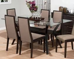 glass dining table set. Glass Top Dining Room Tables Rectangular Image Gallery Photos Of .. Table Set