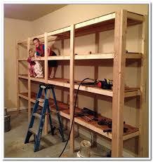 build basement storage shelves best storage ideas website