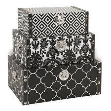 Cheap Decorative Storage Boxes Cheap Storage Boxes Black find Storage Boxes Black deals on line 11