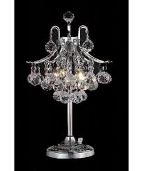 chandelier bedside lamps crystal chandelier table lamp by