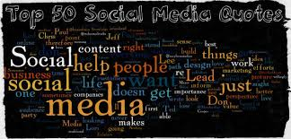 Quotes About Social Media Delectable Top 48 Social Media Quotes From Power Users Life's Prism