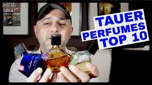 Top 10 <b>Tauer Perfumes</b> Fragrances - YouTube