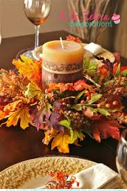 Magnificent Dining Table Decoration With Fall Table Centerpiece Decor :  Gorgeous Image Of Accessories For Dining