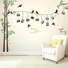 image is loading photo tree wall sticker family tree decoration memories  on wall art stickers family tree with photo tree wall sticker family tree decoration memories 3d wall art