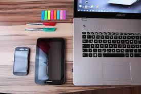 Aprire Ufficio In Casa : Foto gratis ufficio smartphone tablet immagine su