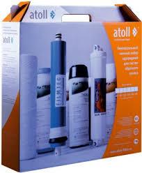 Купить набор <b>картриджей atoll №102</b> std (для a-550, a-560) в ...
