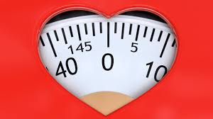 as your weight creeps up so does your risk of heart failure