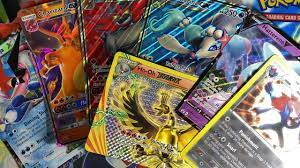 Pokemon Jumbo Cards... because reasons - YouTube