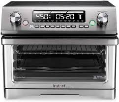 Using the best microwave oven to heat up or cook food involves users of the convection microwave oven are now able to cook a larger variety of food in a variety of so for example, if you just want to reheat food, or heat up some nuggets, choose the. Amazon Com Instant Pot Plus 11 In 1 Toaster Oven Air Fry Dehydrate Toast Roast Bake Broil Slow Cook Proof Or Reheat Kitchen Dining