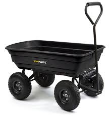 Small Picture Garden Rubbermaid Garden Cart Within Foremost Two Men And A