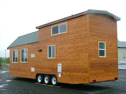 Small Picture Rich the Cabin Mans Extra Long Tiny House on Wheels